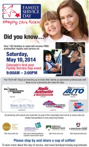 Free Automotive Maintenance for Families in Need