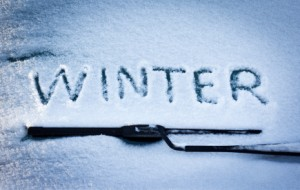 Snow is here – save your wiper blades!